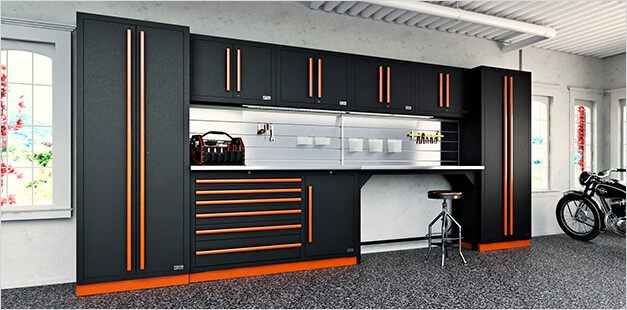 Four garage organization tips you can use right now