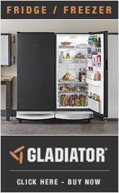 Gladiator GarageWorks Appliances