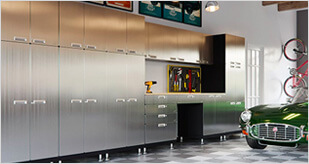 Hercke Powder Coated Cabinets