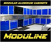 Moduline Aluminum Cabinets