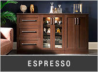 NewAge Home Bar - Espresso