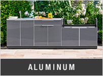 NewAge Aluminum Outdoor Kitchens