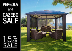 Paragon Gazebos and Pergolas