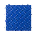 Gladiator GarageWorks Blue Tile Flooring (24-pack)