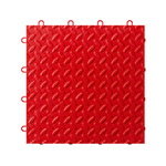 Gladiator GarageWorks Red Tile Flooring (48-pack)