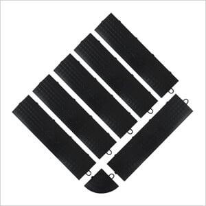 Black Edge Trim - Male