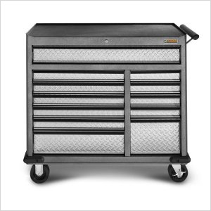 Premier Series 12-Drawer 41-Inch Roll-Away