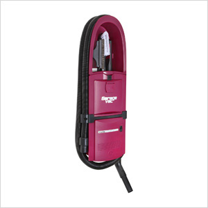 GH-120 Maroon Wall Mounted Garage Vacuum (Plug-In)
