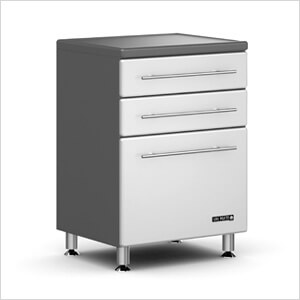 3 Drawer Base Cabinet in Starfire Pearl
