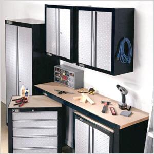 Charmant 6 Piece Garage Storage System
