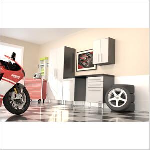 5-Piece Garage Cabinet System
