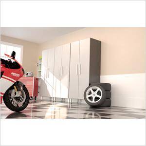 3-Piece Tall Garage Cabinet System
