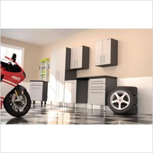 7-Piece Garage Cabinet System