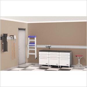 4-Piece Cabinet Kit in Starfire Pearl
