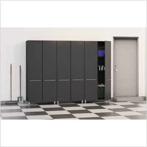 3-Piece Tall Garage Cabinet Kit