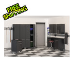 Ulti-MATE Cabinets 8-Piece Garage Cabinet Kit