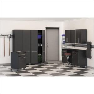 8-Piece Garage Cabinet Kit