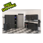 Ulti-MATE Cabinets 10-Piece Garage Cabinet Kit