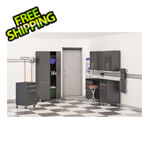Ulti-MATE Cabinets 7-Piece Garage Cabinet Kit