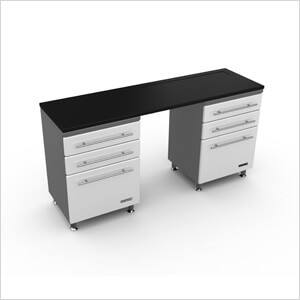 3-Piece Workstation