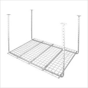 60 x 45-Inch Overhead Storage Rack