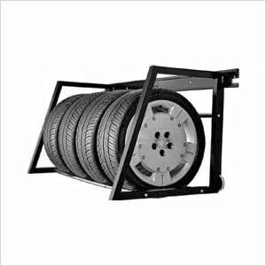 Multi-Tire Storage Rack