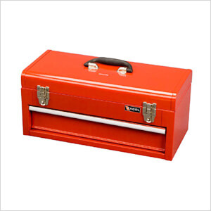 1-Drawer Portable Metal Toolbox