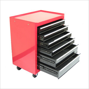 6-Drawer Roller Metal Tool Chest