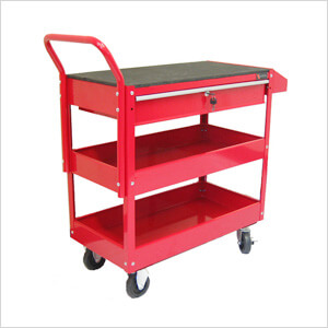 Tool Cart with Work Surface
