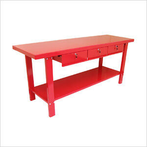 3-Drawer Working Bench