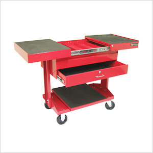 Transformable Rolling Work Station