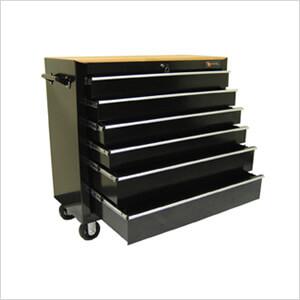 6-Drawer Metal Roller Cabinet