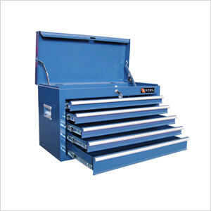 26-Inch 5-Drawer Tool Chest (Top)