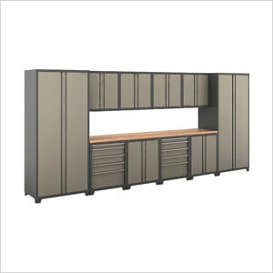 Large Garage Storage Solutions System