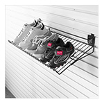 Gladiator GarageWorks 30-Inch Shoe Rack