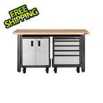 Gladiator GarageWorks 3-Piece Premier Base Cabinet Set