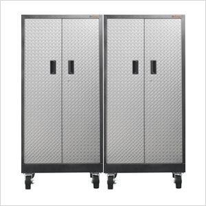 2 x Premier Tall GearLocker