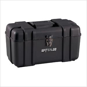 "17"" Plastic Tool Box"