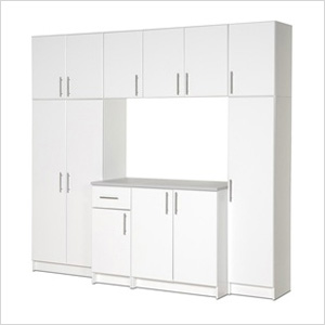 Storage and Base Cabinet Combo
