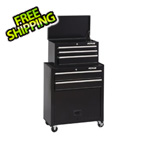 Waterloo 5-Drawer Shop Series Work Center with Panel