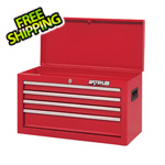 Waterloo 4-Drawer Shop Series Metal Tool Chest