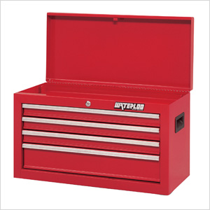 4-Drawer Shop Series Metal Tool Chest