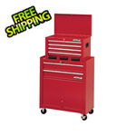Waterloo 6-Drawer Shop Series Work Center with Panel