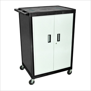 2-Door Endura Console with 2 Shelves