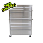 "Trinity 41"" Stainless Steel Tool Chest"