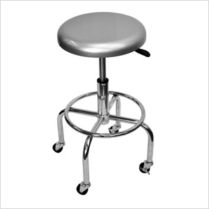 Aluminum Work Stool
