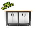 Gladiator GarageWorks 5-Piece RTA Garage Cabinet Set