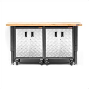 5-Piece RTA Garage Cabinet Set