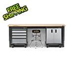 Gladiator GarageWorks 4-Piece Premier Garage Cabinet Set