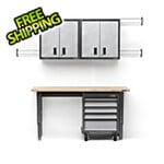 Gladiator GarageWorks 7-Piece Premier Garage Cabinet Set
